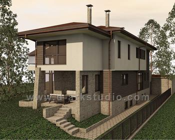 SIMONA family house