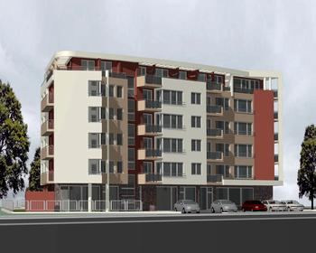 "​""CHADARITE 1"" apartment residential building"