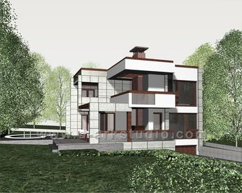 "​""SVETLANA"" family house"